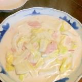 白菜のクリーム煮☆中華風