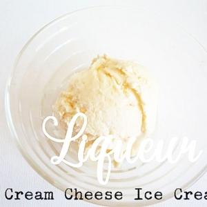クリームチーズアイスクリーム