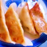 お惣菜の餃子をカリっと温める方法