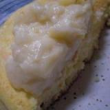 豆乳たっぷり 「豆乳ホットケーキ豆乳クリーム添え」