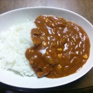 野菜ジュース ☆ カレー ☆