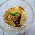 お鍋で簡単!インスタント珈琲ときな粉の豆乳プリン