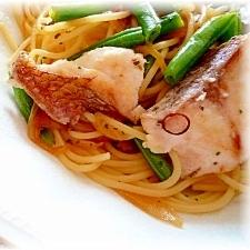 ♪♪レストランみたい!?真鯛の和風パスタ♪♪