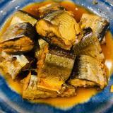 圧力鍋で 骨まで食べれるサンマの甘露煮
