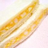基本の卵サンドウィッチ