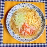 青パパイヤの冷麺♪
