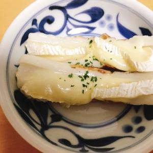 【夫婦のおつまみ】ちくわのカマンベールチーズ焼き