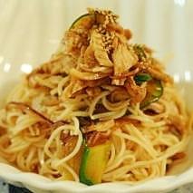 ピリ辛ピビン素麺