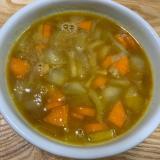 シンプルスパイシーカレースープ