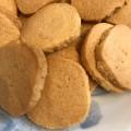素朴なバタークッキー