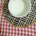ゾクッとした時にホット生姜ミルク豆乳