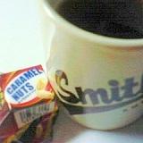 キャラメルナッツコーヒー