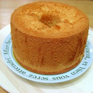 ふわふわ☆オレンジシフォンケーキ