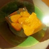 蜜柑の缶詰ゼリー