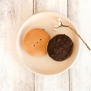全粒粉入りチョコクッキー☆