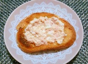 朝食バリエ シャキシャキ玉ねぎとツナマヨのディップ
