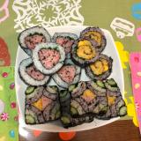 飾り巻き寿司★四海巻き●イチゴ