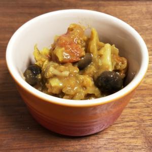 ホットクック ☆トマトとキャベツの野菜カレー
