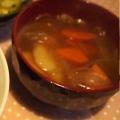 ヘルシー☆だんご汁