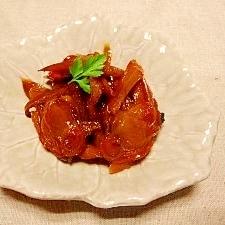 作り置き☆貝とゴボウの佃煮
