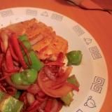 カジキマグロのちゃんちゃん焼きマヨ丼