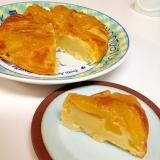 炊飯器でマンゴーケーキ