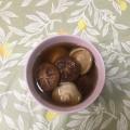ちらし寿司に♫干し椎茸の含め煮