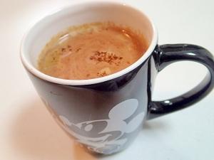 おいしい牛乳で チョコカフェオレ