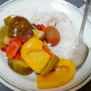 夏野菜がおいしい☆ラタトゥユ♪