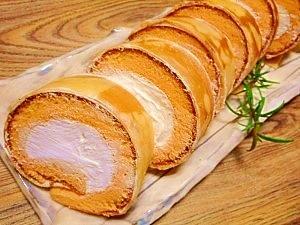 クレープ☆ロールケーキ