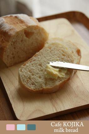 自家製酵母&HB使用 ふわふわミルクパン
