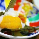 酢めしの作り方*ウニの手巻き寿司