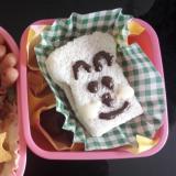 食パンマンのサンド