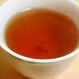 胃もたれに。柚子烏龍茶
