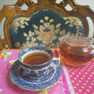 オレンジペコ気分の紅茶