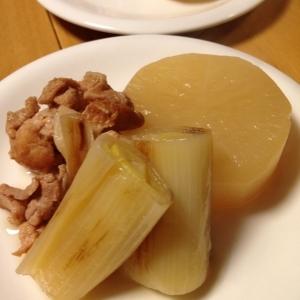 大根と豚肉のほっこり煮