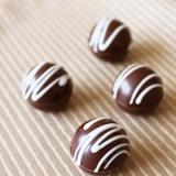 クーゲルンカップで簡単チョコレート