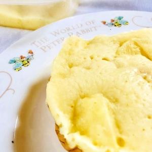 HMとレンジで簡単♪もちっとりんご蒸しパン