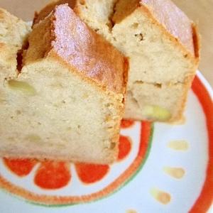 栗のバターケーキ 米粉レシピ