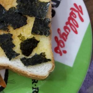 海苔トースト