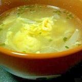 焼き肉屋さんの卵スープ