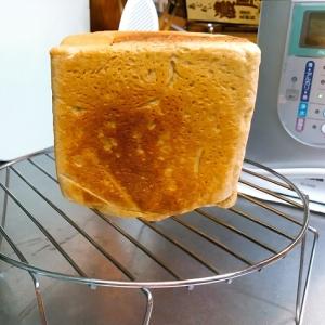 ふすま入り☆かぼちゃとじゃがいもの食パン