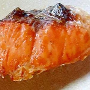 ごはんがススム ピリ辛焼き鮭