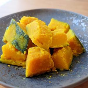 【常備菜・煮崩れしない】かぼちゃの煮物