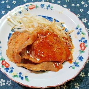 ピリ辛ポーク焼き肉