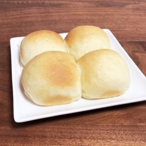 ブロッコリーのミルクスープでフワフワちぎりパン