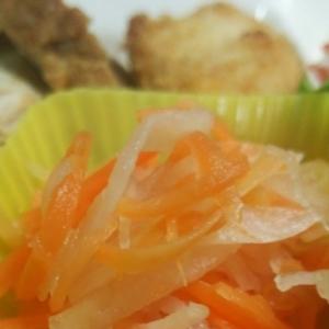 作り置き料理:野菜/ばあばのなます