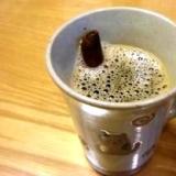 シナモンバニラコーヒー