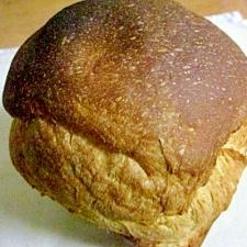 HBで焼く♪はちみつ入りハニー食パン