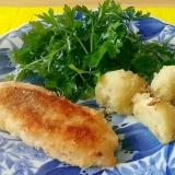 揚げないササミのチーズフライ~つなぎはマヨネーズ~